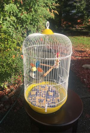 Bird Cage for Sale in Monroe, WA