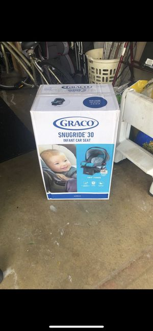 Grace snugride 30 car seat and base brand new never opened for Sale in Port Orange, FL