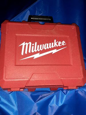 Milwaukee case for Sale in Portland, OR