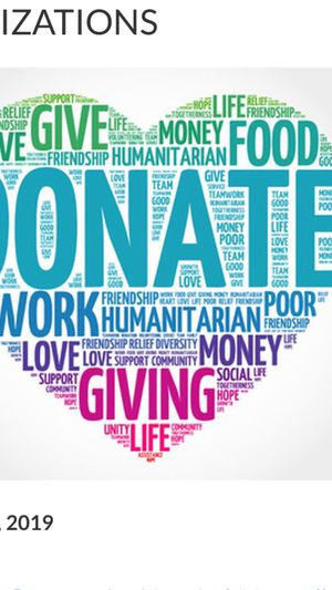 donations for helping need money thank you for Sale in San Bernardino, CA
