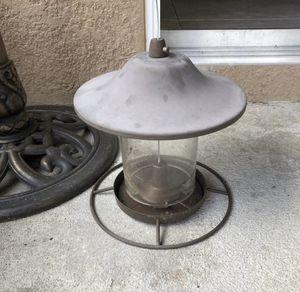 Bird feeder and bird seeds for Sale in Winter Haven, FL