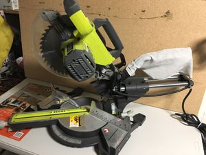 Miter saw sliding 10 in for Sale in Bakersfield, CA
