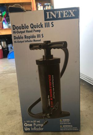 Air pump for Sale in Lancaster, CA