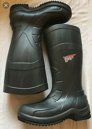 Red Wing 59001 Steel Toe Work Boots for Sale in Miami, FL