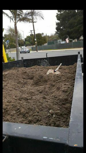 CLEAN DIRT FREE DELIVERY for Sale in Los Angeles, CA