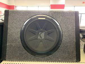 "Kicker BassStation 10""inch Sub for Sale in Pflugerville, TX"