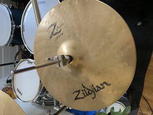 Zildjian Z Custom Hihats 14' for Sale in View Park-Windsor Hills, CA