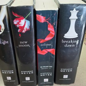Twilight Books, Full Series for Sale in Norman, OK