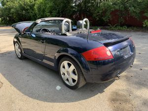 PARTING OUT 2002 Audi TT 225HP 6 speed. 157K for Sale in Shirley Center, MA