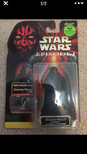 Star Wars Darth Maul Action Figure for Sale in Cibolo, TX