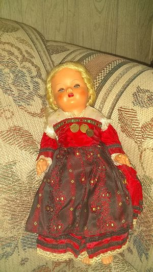 Very old doll. Hard plastic. for Sale in Melbourne, FL
