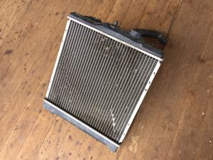 92-99 Honda Civic radiator, fan and hose for Sale in San Diego, CA