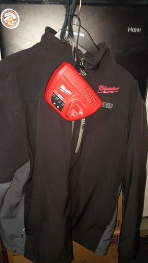 Milwaukee heated jacket for Sale in Germantown, MD