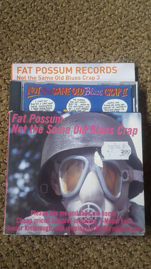Fat possum records for Sale in Akron, OH