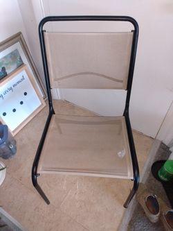 Single Outdoor Chair for Sale in Alexandria,  VA