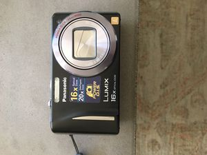 Panasonic Lumix Digital Camera for Sale in Chicago, IL