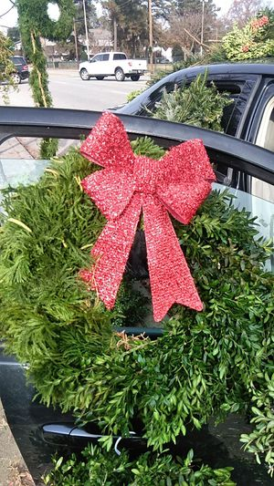 Christmas wreaths for sale for the low for Sale in Richmond, VA