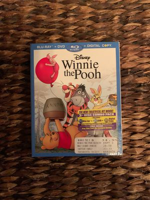 Winnie the Pooh DVD Movie Set for Sale in Fremont, CA