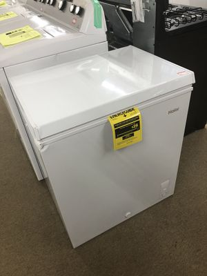 5.0 cu ft Haier Freestanding freezer on sale for Sale in Norcross, GA
