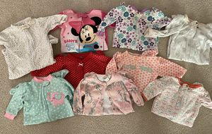 Baby Girl 0-3 months clothes for Sale in Mansfield, TX