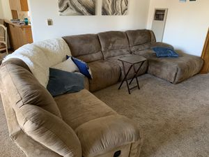 5 piece sectional couch for Sale in Los Angeles, CA