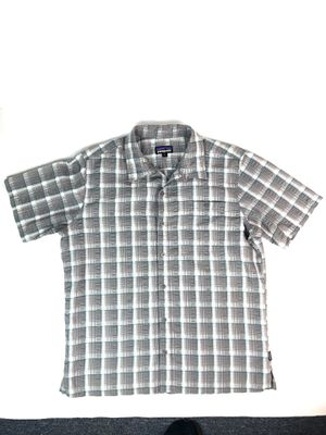 Patagonia Organic Cotton Short Sleeve Button Down Shirt Men's Size XL for Sale in San Diego, CA