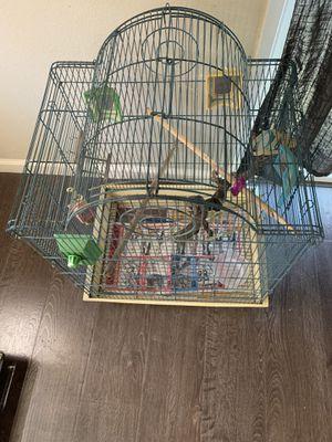 Birdcage for Sale in Escondido, CA