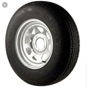 Used trailer tires and rims for Sale in La Verne, CA