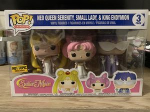 Sailor moon 3 Pack! for Sale in Fresno, CA