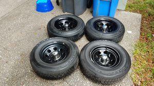 15x8 pacer steelie wheels 5x114 for Sale in TWN N CNTRY, FL