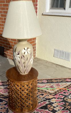 Tall Vintage Ceramic Lamp for Sale in Garden Grove,  CA