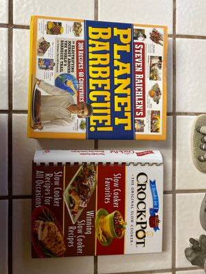 Cookbooks for Sale in Palmdale, CA