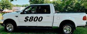 🎄📗$800 Original owner 2OO2 ford f150 very clean🎄📗 for Sale in Fort Wayne, IN