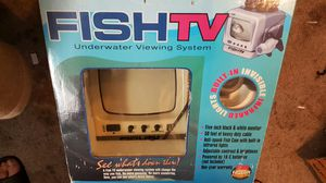 Fish TV underwater viewing system for Sale in West Palm Beach, FL