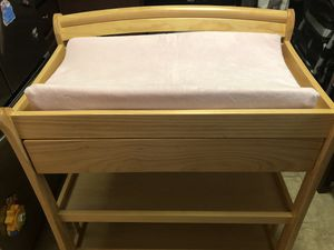 Delta changing table with drawer for Sale in Columbia, MD