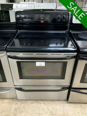 😍😍Electric Stove Oven Kenmore Delivery Available Stainless Steel #921😍😍 for Sale in Deltona, FL