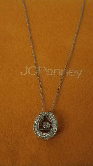 Diamond necklace for Sale in Riverside, CA