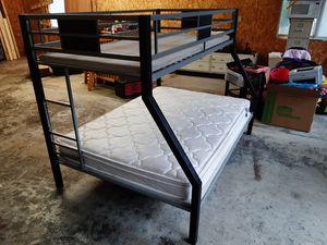 Metal frame bunk beds for Sale in Pleasanton, CA
