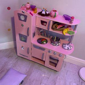 Free Kids Kitchen for Sale in Pompano Beach, FL