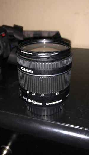 18-55mm for Sale in Long Beach, CA