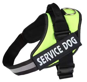 Service Dog Harness Green Vest BRAND NEW All Sizes XS S M L XL XXL for Sale in Tampa, FL