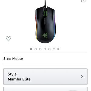 Razer Mamba Elite Gaming Mouse for Sale in Anaheim, CA