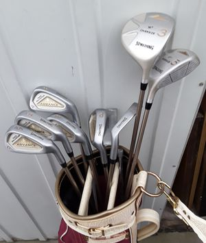 Ladies Golf Club Starter Set for Sale in Fresno, CA