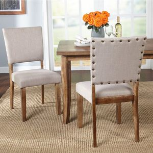 Dining chairs new 2 for Sale in Ashburn, VA