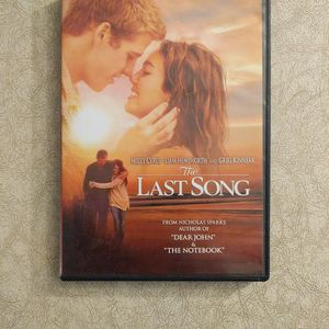The Last Song-Nicohlas Sparks dvd. Gently Used. for Sale in Anaheim, CA