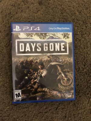Days Gone PlayStation 4 for Sale in Torrance, CA
