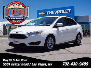 2018 Ford Focus for Sale in Las Vegas, NV