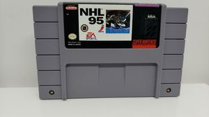 SUPER NINTENDO NHL 95 for Sale in St. Louis, MO