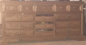 Dresser/Headboard/Bed Frame for Sale in Delano, CA