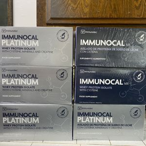 IMMUNOCAL SUPPLEMENT for Sale in Whittier, CA